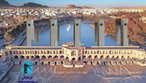 گیت کنترل تردد اصفهان