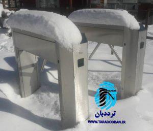 گیت کنترل تردد تبریز
